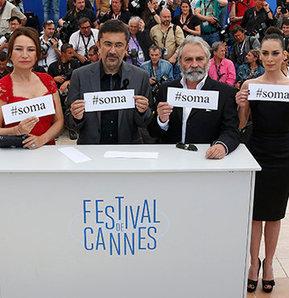 Cannes Film Festivali, Cannes Film Festivali Soma, soma maden faciası, maden faciası, soma, Nuri Bilge Ceylan, Nuri Bilge ceylan Cannes, Cannes Soma, maden