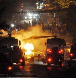 İstanbul,İzmir ve Ankara'da Soma'daki maden faciasında hayatını kaybeden işçileri anmak isteyenlere polis müdahalesi