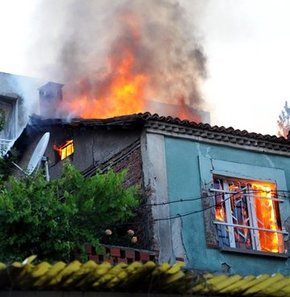 Soma'da yangın, Soma yangın