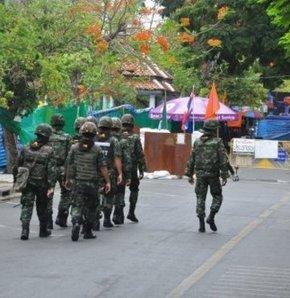 Tayland'da sıkıyönetim, Tayland'da sıkıyönetim kararı, Tayland sıkıyönetim, Tayland'da sıkıyönetim ilan edildi.