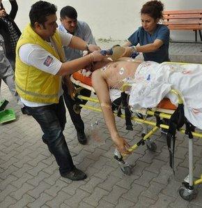Çorum'da sevgili dehşeti, Sokak ortasında kız arkadaşını öldürüp, intihara kalkıştı