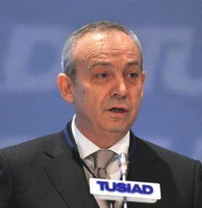 Soma'da yaşanan faciayla ilgili konuşan TÜSİAD Başkanı Yılmaz açıklamalarda bulundu