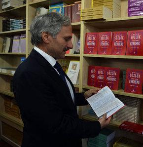 TDK'nın Kürtçe sözlüğü satışta