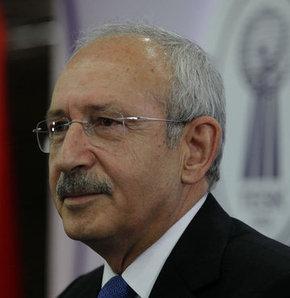 Kemal Kılıçdaroğlu, TOBB Genel Kurulu'nda konuşuyor