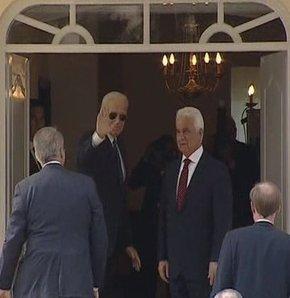 Biden KKTC'de, ABD Başkan Yardımcısı Joe Biden, Biden Eroğlu, Biden KKTC