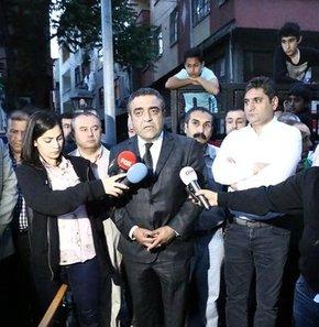 CHP'li Sezgin Tanrıkulu'dan Okmeydanı'nda çıkan olaylarla ilgili sağduyu çağrısı