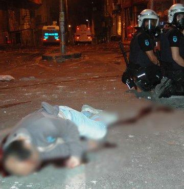 İşte Okmeydanı'nda hayatını kaybeden 2. kişinin kimliği