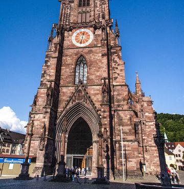 Günlük güneşlik Freiburg