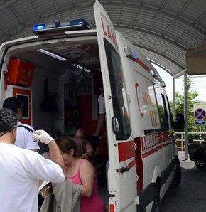 Çanakkale Yenice Devlet Hastanesi tahliye edildi, Hastanede çatlaklar oluştu, Ege'de deprem