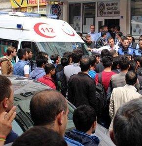 Ağrı karıştı!,Ağrı'da gerginlik,Ağrı'da kavga,Ağrı'da karışıklık,Ağrı'da BDP'li bir grup ile polis çatıştı: 6 yaralı