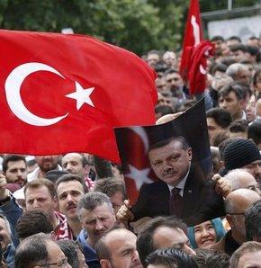 Başbakan Erdoğan Almanya'da