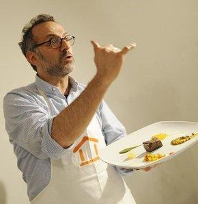Massimo Bottura, Nur TOPROKOĞLU, italyan restoranı
