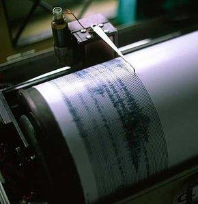 Van'da 4,3 büyüklüğünde deprem meydana geldi