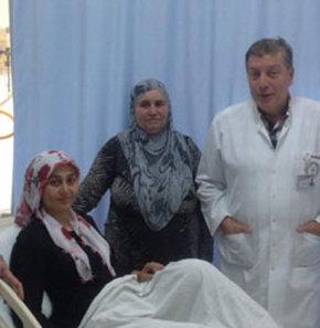 16 haftalık hamile kadın, hamile kadın, Doç. Dr. Murat Binbay