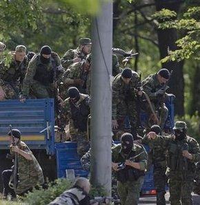 Donetsk'te çatışmalar, Ukrayna'da çatışmalar, Ukrayna ordusu operasyon, Rusya yanlısı ayrılıkçılar.