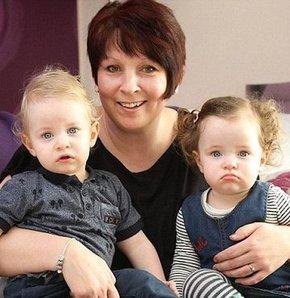 Gebelikte kemoterapi, kemoterapi, hamile, İngiliz Sarah Pierce