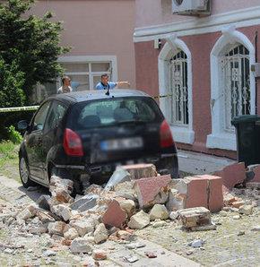 Gökçeada depreminin bilançosu,Gökçeada'da deprem,Gökeçada deprem 6.5,Ege Denizi'nde deprem,Depremin bilançosu,Çanakkale'nin Gökçeada ilçesinde meydana gelen depremin bilançosu