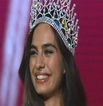 İşte Miss Turkey'in birincisi Amine Gülşe