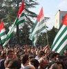 Abhazya da ayaklandı
