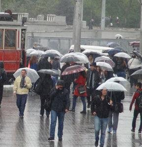 Meteoroloji Hava durumu, İstanbul hava durumu, İzmir hava durumu, marmara yağmur, İstanbul yağmur, İstanbul yağmur yağacak mı, Marmara bölgesi hava durumu, Yağmur yağacak mı