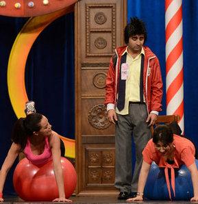 Güldür Güldür Show, Ebru Şallı, Kuşum Aydın ve Seyyal Taner