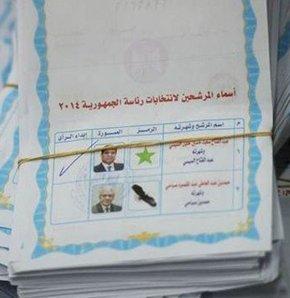 Mısır'da seçim, Mısır'da Sisi dönemi, Mısır seçimleri, Mısır Sisi, Mısır seçimleri sonuçlandı.