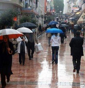 Sağanak yağış ve fırtına geliyor Sağanak ve fırtına uyarısı Yurtta hava durumu Meteoroloji'den kritik uyarı Meteoroloji uyardı Türkiye'de bu yaz tarihi sıcaklar yaşanacak!