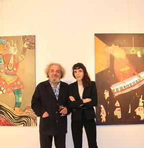 Ekavart Galeri, Dualizm: Ruh ve Madde sergisi, Gaye Su Akyol, Muzaffer Akyol, Seni Görmem İmkansız grubu