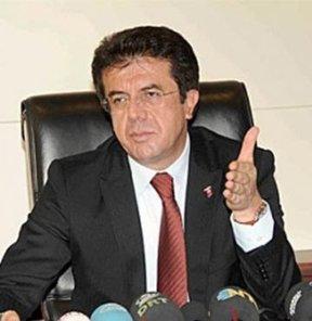 Ekonomi Bakanı Zeybekci, Türkiye'nin dünyanın en büyük 15. ekonomisi olduğunu belirtti