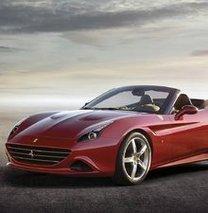 Ferrari'nin yeni modeli California T, Türkiye'ye geldi