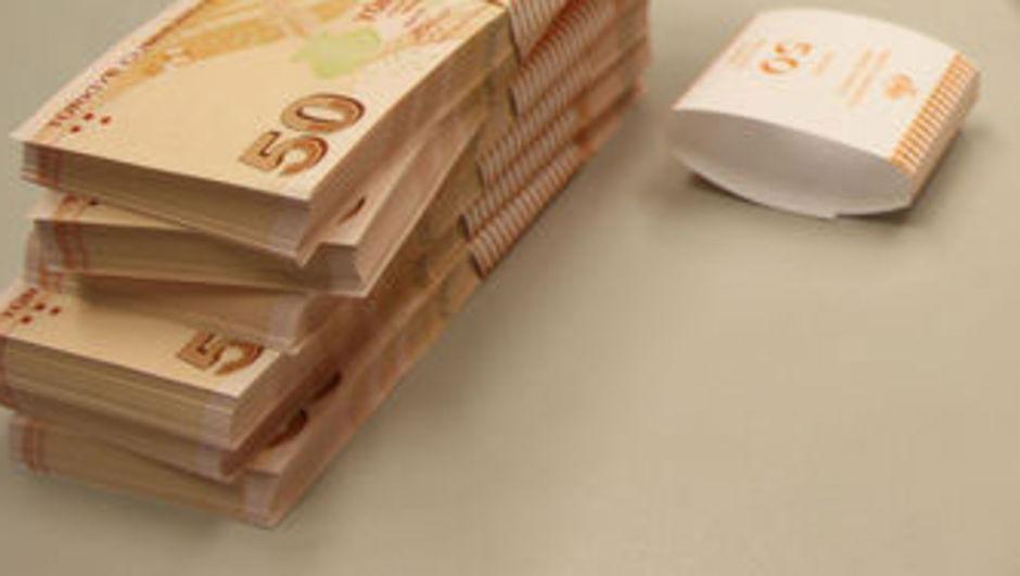 '300 bin lira verin' şoku