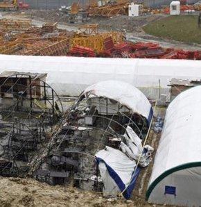 Esenyurt'taki AVM inşaatında çıkan yangında ölen işçiler de kusurlu