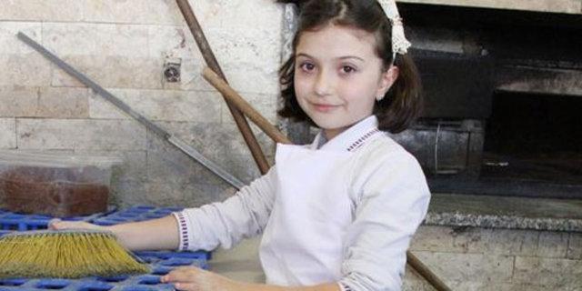 Üstün zekalı çocuk Melike Erbaş
