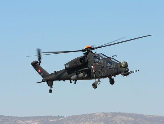 ATAK helikopteri teslim edildi!