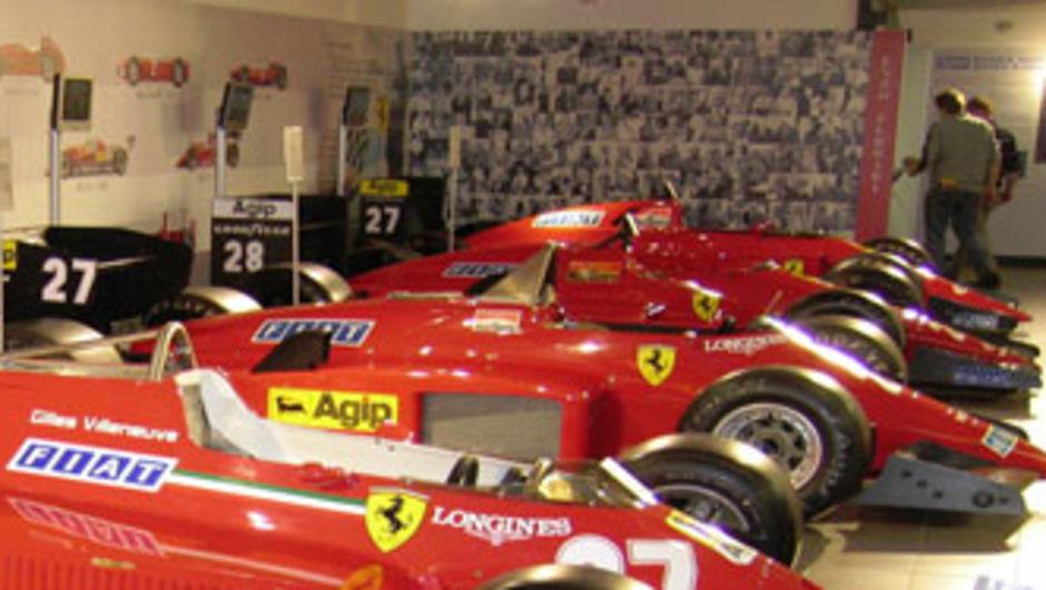 Ferrari çekiliyor!