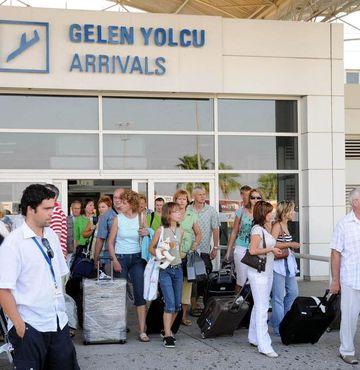 Antalya yaz sezonuna rekorla başladı!