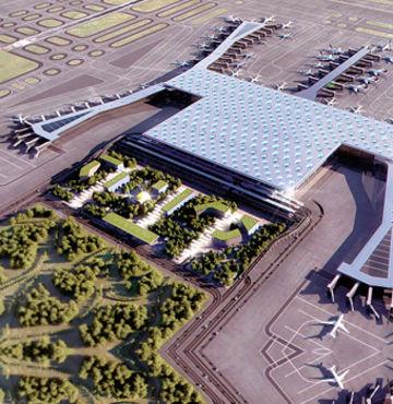 3. havalimanında hesaplar değişti