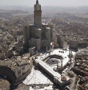 Mekke'deki Hacer Tower'a Türkiye'den bir hafta içinde 500 talep geldi