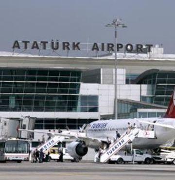 Atatürk Havalimanı'nda tarihi rekor!