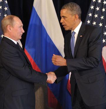 Obama'dan Putin'e kritik telefon