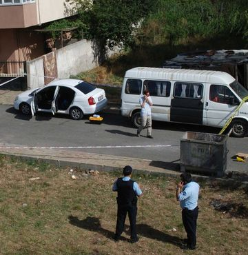 Kartal'daki olayın iki faili de yakalandı