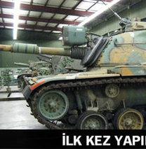 Kayseri'de M60 T için tarihi gün!