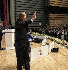 AK Parti, Başbakan Erdoğan'ın Köşk adaylığı için resmi başvuruyu yaptı.