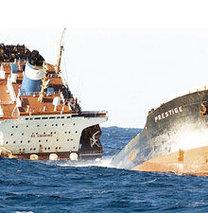 Karadenizde gemisi batana özel vergi