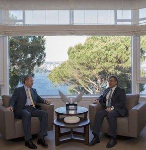 Cumhurbaşkanı Abdullah Gül Başbakan Recep Tayyip Erdoğan Çankaya