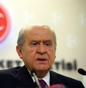MHP, Devlet Bahçeli, Ekmeleddin İhsanoğlu, cumhurbaşkanlığı seçimi