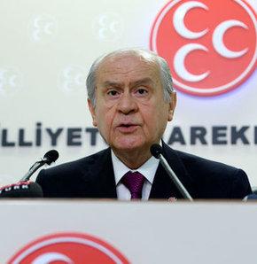 MHP lideri Devlet Bahçeli'den çözüm paketi tepkisi, Devlet Bahçeli'den çözüm paketinin yasalaşmasına tepki
