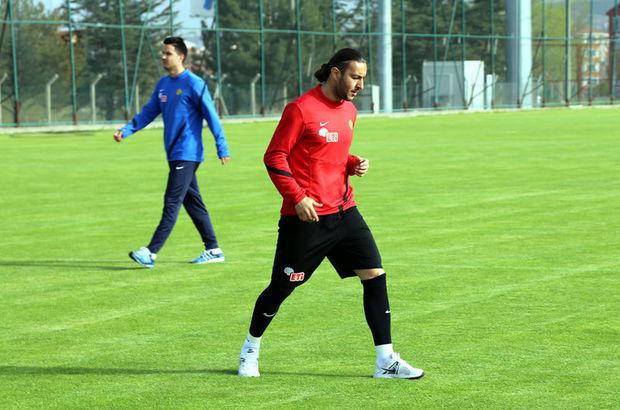 Galatasaray'da Necati Ateş hayalleri suya düştü.