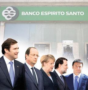 FIFA Dünya Kupası, Banco Espirito Santo, Kutsal Ruh Bankası, Lehman Brothers, Maliye Bakanlığı