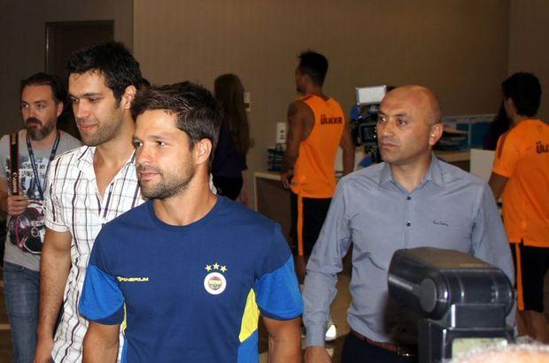 Diego: Türkiye 'de olmaktan dolayı çok mutluyum, sonunda rüya gerçek oldu